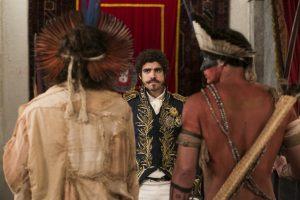 Pedro (Caio Castro) em cena de 'Novo Mundo' (Foto: Globo/Raquel Cunha)