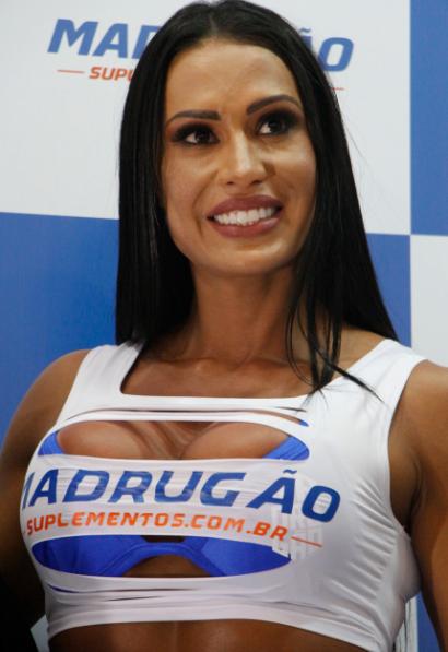 Gracyanne Barbosa (Foto: Agatha Gameiro)