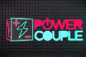 Logo do Power Couple (Foto: Reprodução)