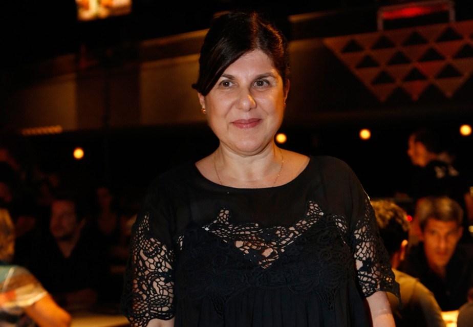 A autora Maria Helena Nascimento (Foto: Divulgação/Globo)
