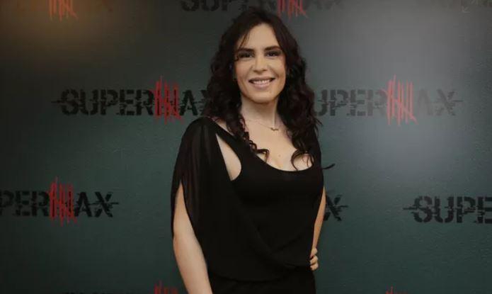 Atriz Maria Clara Spinelli agradeceu oportunidade de Gloria Perez (Foto: Artur Meninea / Gshow)
