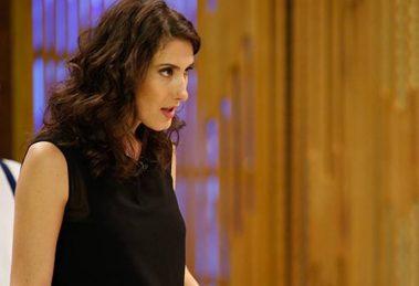 A jurada do MasterChef Paola Carosella. (Foto: Divulgação)