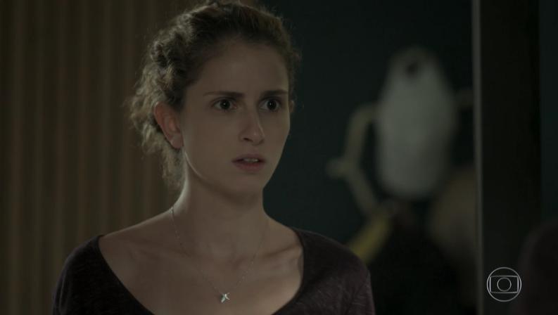 """Ivana (Carol Duarte) em cena de """"A Força do Querer"""" (Foto: Reprodução/Globo)"""