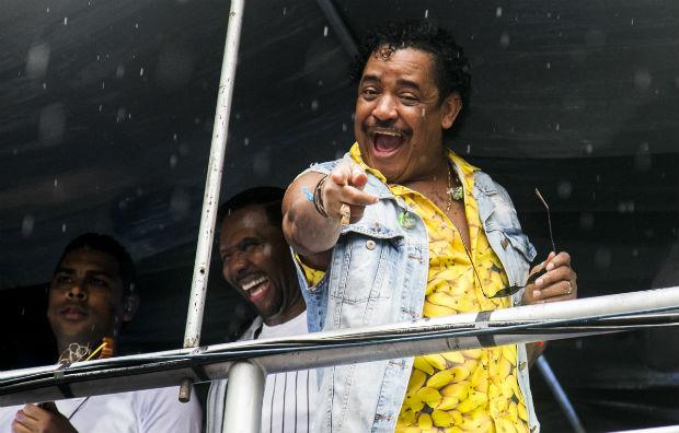 Compadre Washington, vocalista do É o Tchan (Foto: Divulgação)