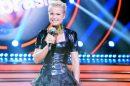 "Xuxa Meneghel no ""Dancing Brasil"" (Foto: Blad Meneghel)"