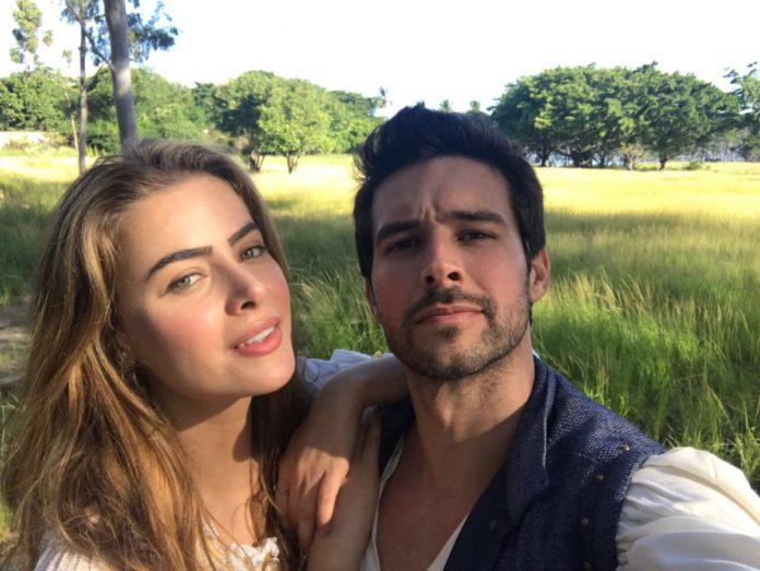 """Rayanne Morais e Bernardo Velasco, protagonistas de """"Belaventura""""<br /> (Foto: Reprodução/Instagram)"""