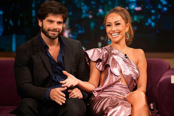 c898a9ac6a142 Sabrina Sato e Duda Nagle celebram aniversário de namoro  veja declaração – TV  Foco