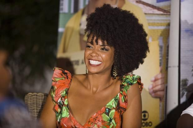A atriz Heloísa Jorge (Foto: Reprodução/Globo)
