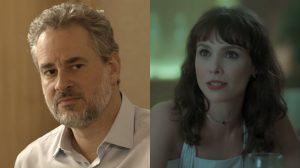 """Eugênio (Dan Stulbach) e Irene (Débora Falabella) em """"A Força do Querer"""" (Foto: Divulgação/Reprodução/Globo)"""