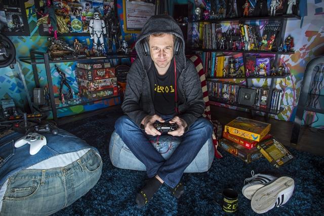 Tiago Leifert (Foto: Globo/Mauricio Fidalgo)