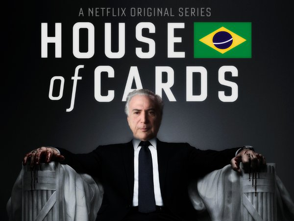 Novo trailer da 5ª temporada é divulgado — House of Cards