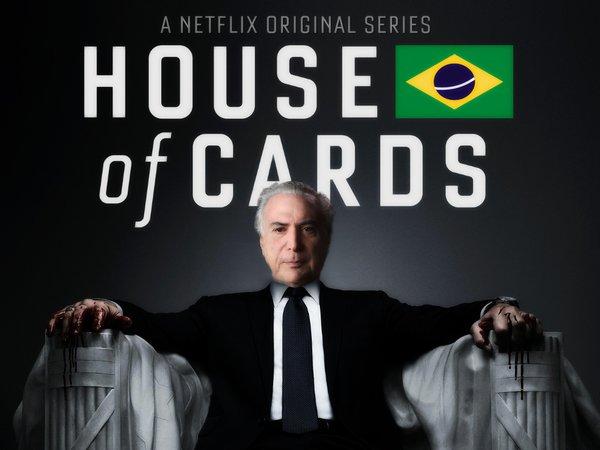 Novo trailer da 5ª temporada é divulgado — House of Cards