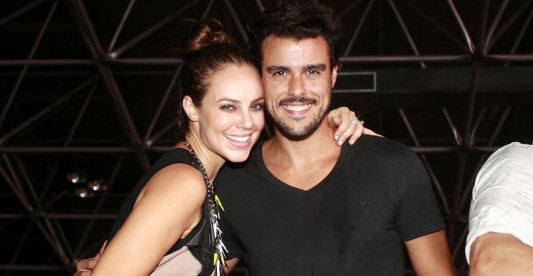 Paolla Oliveira é elogiada por ex na televisão