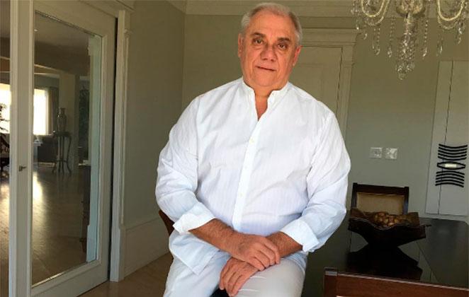 Marcelo Rezende enfrenta um câncer (Foto: Divulgação)