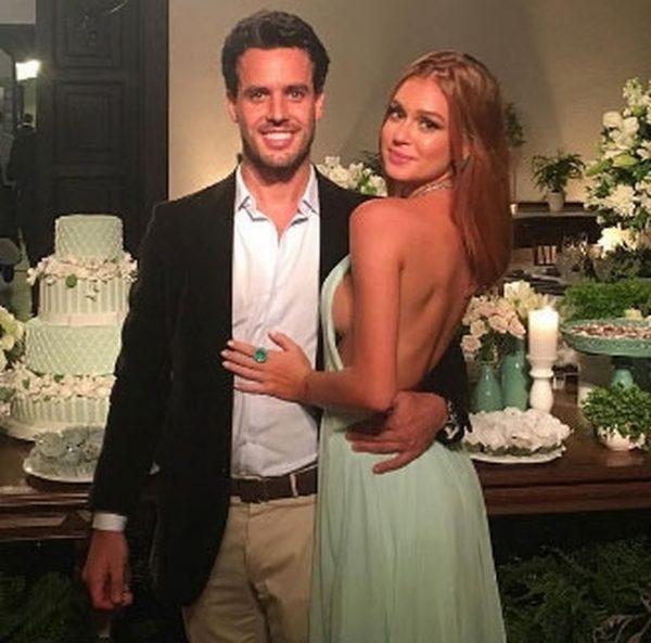 Marina Ruy Barbosa revela que já é casada: 'Não contamos para ninguém'