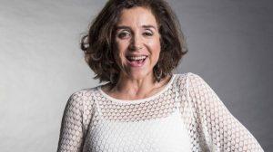 A atriz Marisa Orth. (Foto: Cesar Alves/ TV Globo)