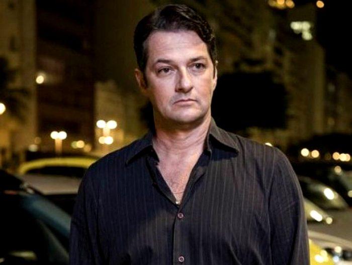 """Marcelo Serrado na novela """"Pega Ladrão"""""""
