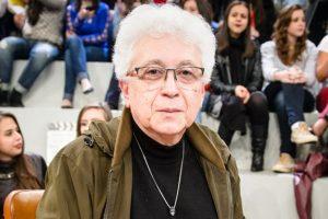 """O autor Aguinaldo Silva durante participação no """"Altas Horas"""" (Foto: Globo/Ramón Vasconcelos)"""