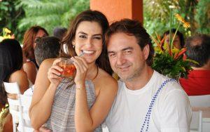 Ticiana Villas Boas e o marido, Joesley Batista (Foto: Divulgação)
