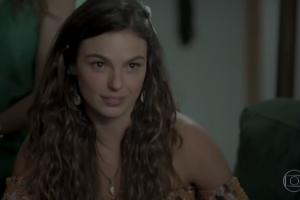 """Ritinha (Isis Valverde) em cena de """"A Força do Querer"""" (Foto: Reprodução/Globo)"""