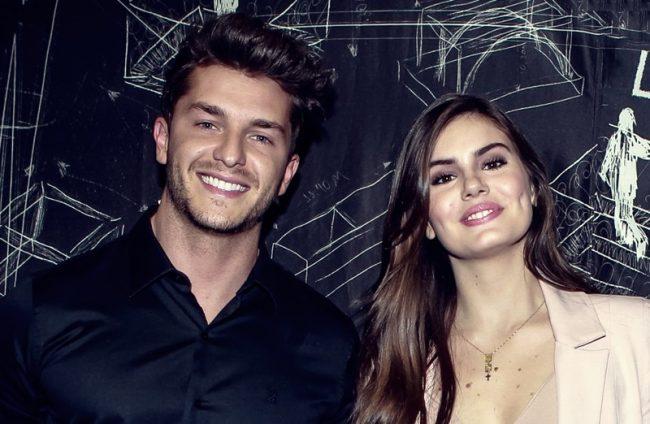 Camila e Klebber (Foto: Divulgação/AGNews)