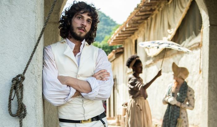 """Joaquim (Chay Suede) em """"Novo Mundo"""" (Foto: Globo/Raquel Cunha)"""