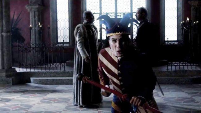 """Teaser de divulgação da novela """"Belaventura"""" com atores em cena (Foto: Reprodução/Facebook)"""