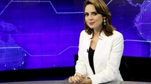 Rachel Sheherazade no SBT Brasil (Foto: Lourival Ribeiro/SBT)