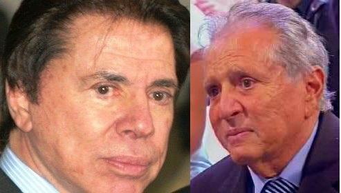 Carlos Alberto revelou verdade com Silvio Santos (Foto: reprodução)