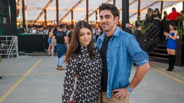 marcelo Adnet e nova namorada (Foto: Reprodução)