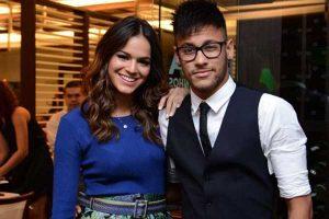 Bruna Marquezine e Neymar (Foto: Ag. News)