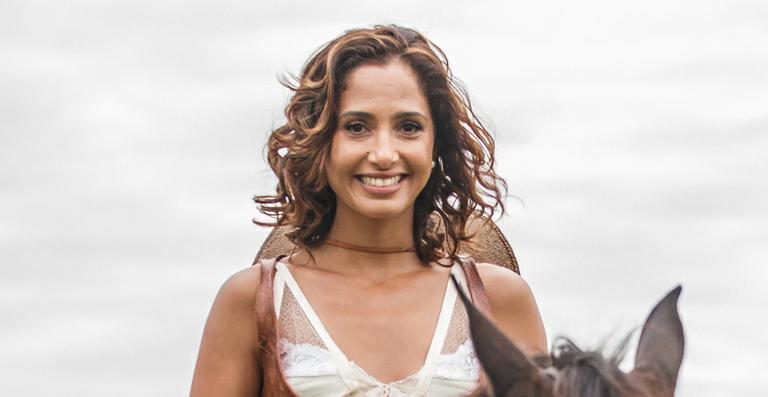 A atriz Camila Pitanga (Foto: Divulgação/Globo)