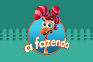 """Logo de """"A Fazenda 9"""" (Foto: Reprodução/Record)"""