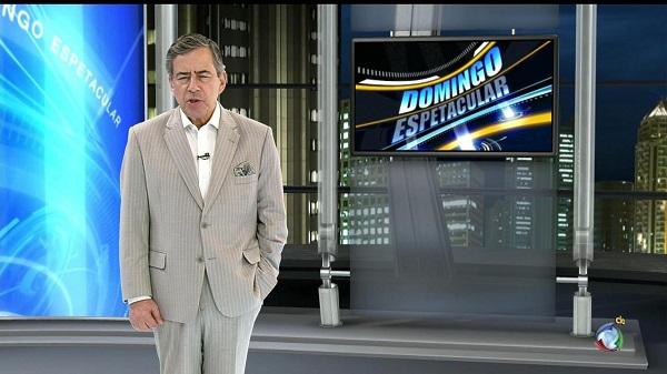 """Paulo Henrique Amorim é retirado oficialmente do Domingo Espetacular """"por críticas a Bolsonaro?"""""""