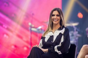 """Fernanda Lima no lançamento do """"PopStar"""" (Foto: Globo/Mauricio Fidalgo)"""