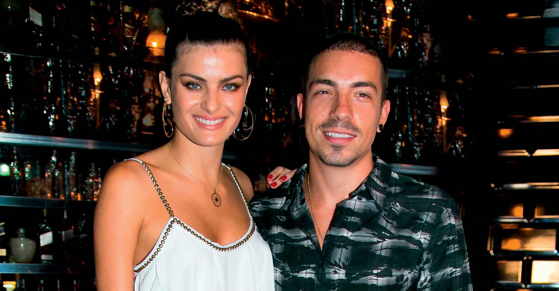 Isabeli Fontana e Di Ferrero (Foto: Reprodução)