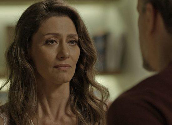 """Joyce (Maria Fernanda Cândido) e Eugênio (Dan Stulbach) em cena de """"A Força do Querer"""" (Foto: Divulgação/Globo)"""