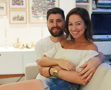 A ex-bbb Juliana é casada com o empresário Christian. (Foto: Reprodução/Instagram)