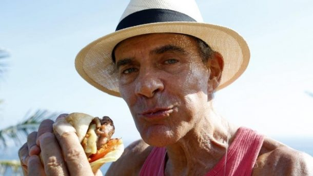 O ator Mário Gomes. (Foto: Marcelo de Jesus/UOL)