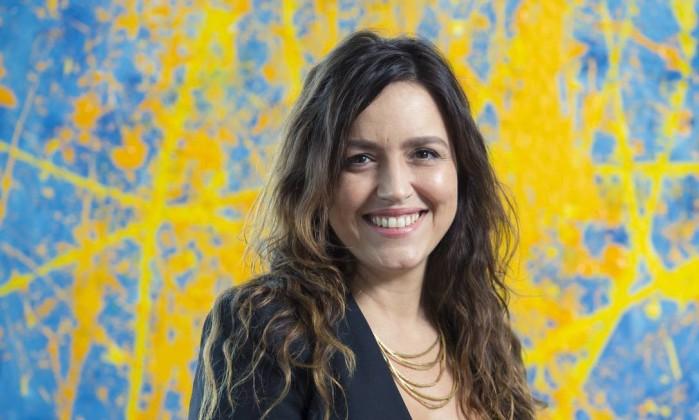 A autora Manuela Dias. (Foto: Divulgação)