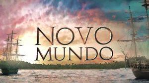 """Logo de """"Novo Mundo"""", novela de época das seis (Foto: Divulgação/Globo)"""