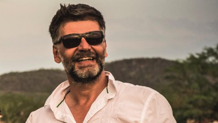 O diretor Luiz Fernando Carvalho. (Foto: Divulgação)