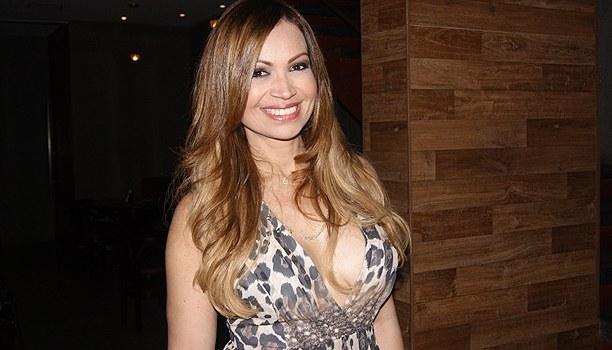 A cantora Solange Almeida. (Foto: Reprodução)