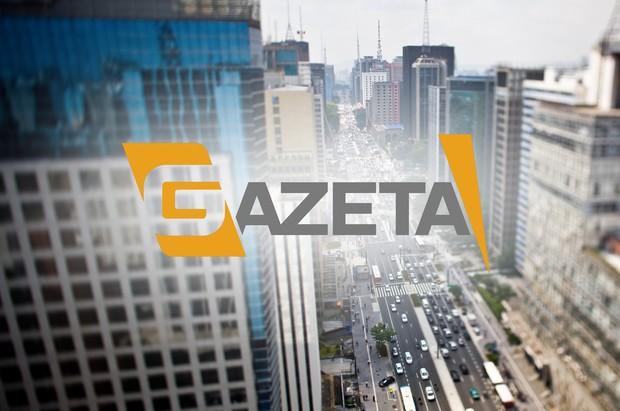Logo da TV Gazeta.