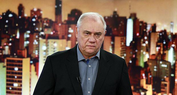 """Marcelo Rezende, apresentador do """"Cidade Alerta"""" (Foto: Reprodução)"""
