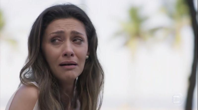 """Joyce (Maria Fernanda Cândido) em cena de """"A Força do Querer"""" (Foto: Reprodução/Globo)"""