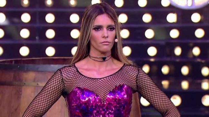 Fernanda Lima no Amor & Sexo. (Foto: Rede Globo/Reprodução)