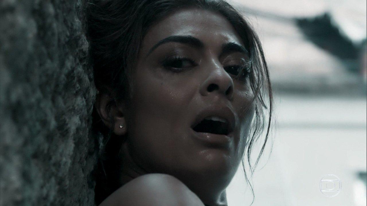 """Bibi (Juliana Paes) em cena de """"A Força do Querer"""" (Foto: Reprodução/Globo)"""