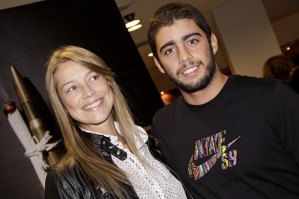 Luana Piovani aparece em foto íntima novamente e quebra a internet