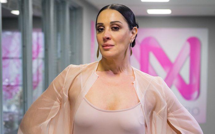 Claudia Raia (Foto: João Miguel Júnior / TV Globo)